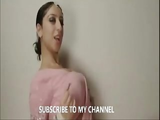 Indian Desi Girl On Dirty Song