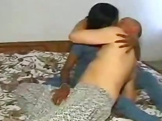 Indian Girl  Giving Blowjob And Fucking With Foreigner Part 1 indian desi indian cumshots arab