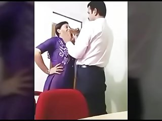 indian office staff sex Scandal